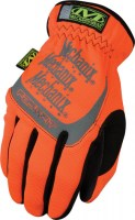 Gants de protection de sécurité SAFETY FASTFIT Orange Mechanix wear soluprotech